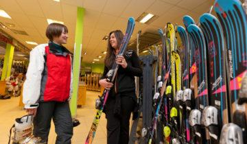 acheter son ski, conseils