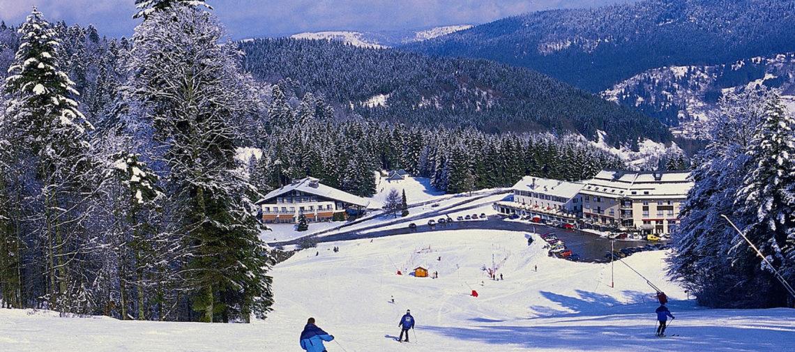 station de ski près de paris