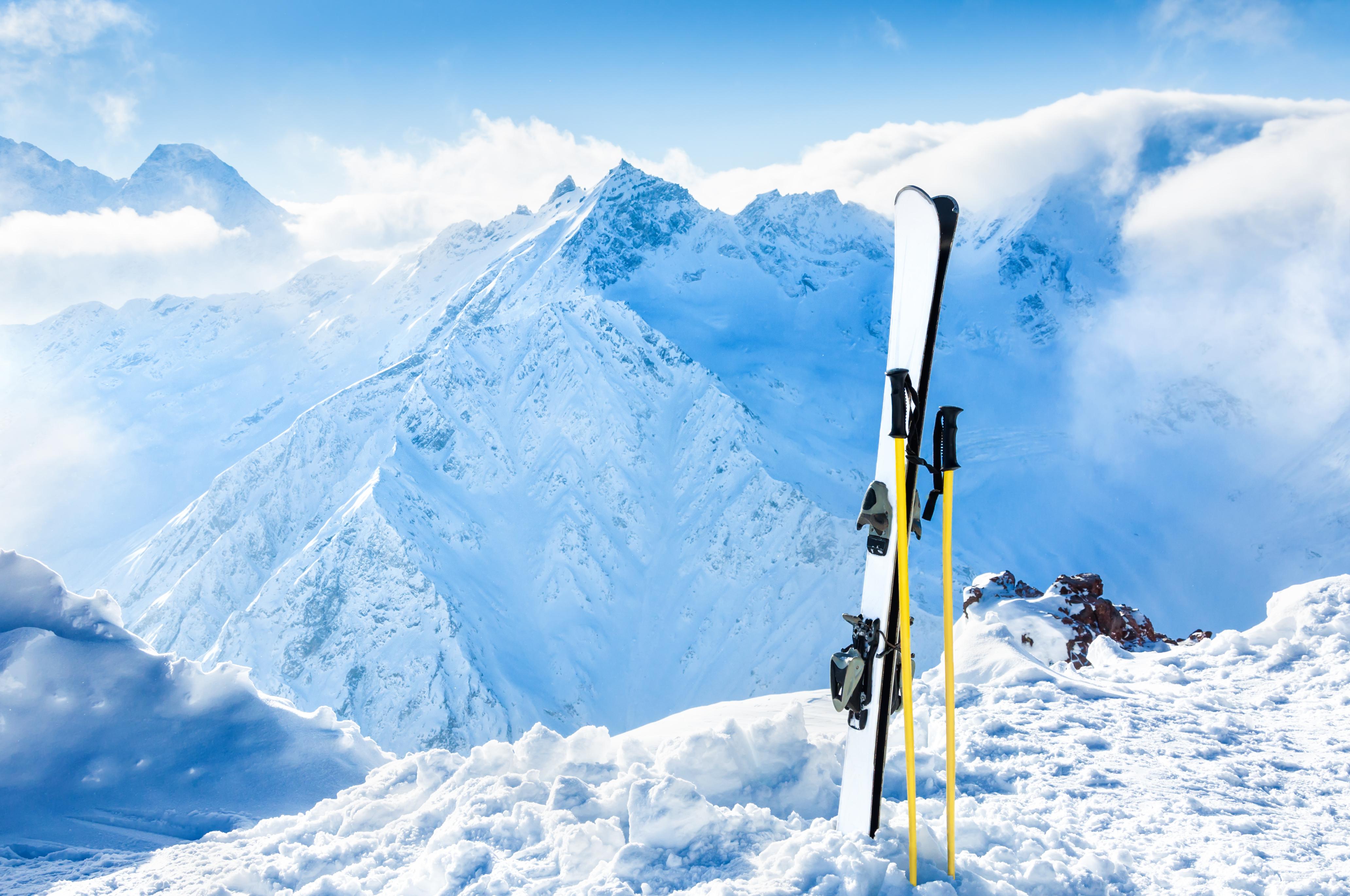 comment bien organiser ses vacances au ski montagne france. Black Bedroom Furniture Sets. Home Design Ideas